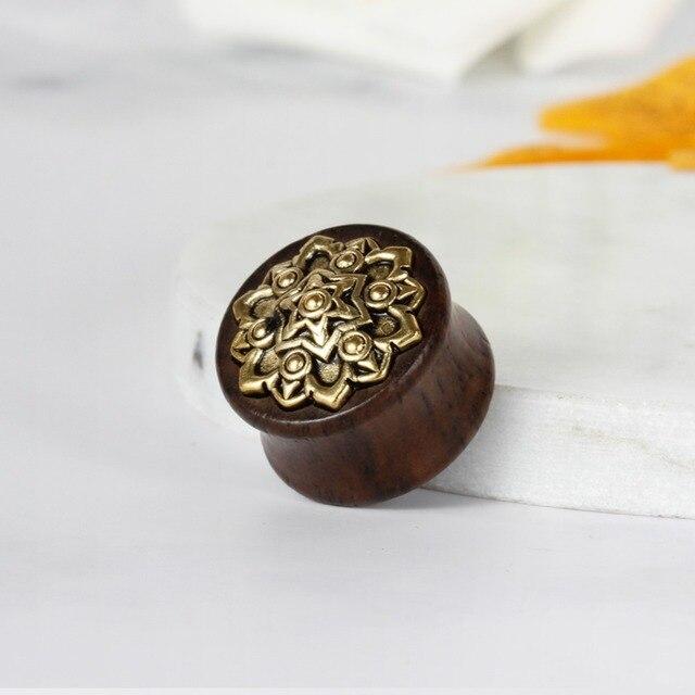 Купить kubooz ювелирное изделие для пирсинга из дерева металла золота картинки