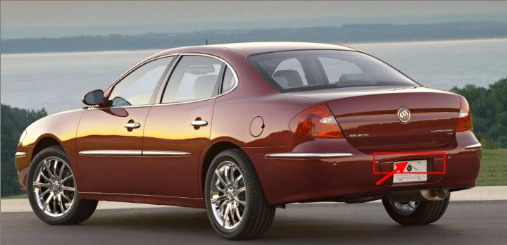 Buick LaCrosse 2007~2008