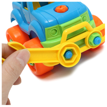 HOT SALE Kids Children Baby Boy Disassembly Assembly Classic Car Educational Play font b Toy b