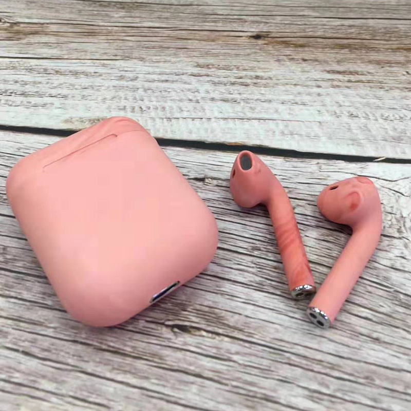 TWS F20 Touch Wireless Bluetooth Earphone For iPhone And Android 10
