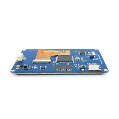 """Image 4 - 4.3 """"Nextion HMI Intelligent Intelligent USART UART série tactile TFT LCD Module panneau daffichage pour Raspberry Pi 2 A + B + uno r3 mega2560-in Modules daffichage à cristaux liquides from Composants électroniques et fournitures on AliExpress"""