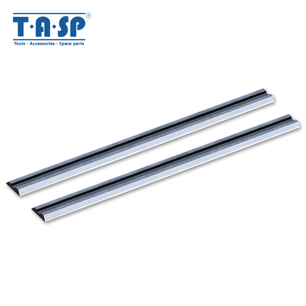 TASP 82mm TCT Planer Blade Reversible Wood Planer Carbide Knife Size 82x5.5x1.2mm Woodworking Machinery Parts