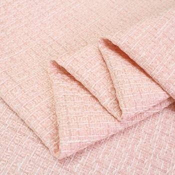 537ab8194f2 1 м твидовая Ткань для шитья шерстяных тканей камвольная ткань пальто telas  стеганое жир четвертей шерсть сохраняет тепло здоровое tecido