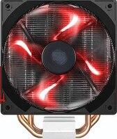 Free Shipping Tested Well Fan Cooling T400 T400i 4pin 12cm Fan 4 Heatpipe 9 31 DBA