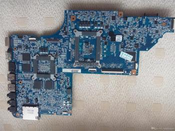 HOLYTIME Carte Mère D'ordinateur Portable Pour Hp DV6 DV6-6000 650799-001 HM65 HD6770/2G Carte Graphique Non Intégrée 100% Entièrement Testé