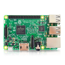 original element14 raspberry pi 3 model b / raspberry pi / raspberry / pi3 b / pi 3 / pi 3b with wifi & bluetooth(China)