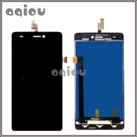 For WIKO Highway Signs Assembly LCD Display Touch Screen Digitizer Full Free Shipping