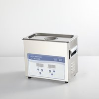 3L Ultrasonic Cleaner with Heating Timer for 40khz Bath Electronic Components Jewelry Glasses Circuit Board