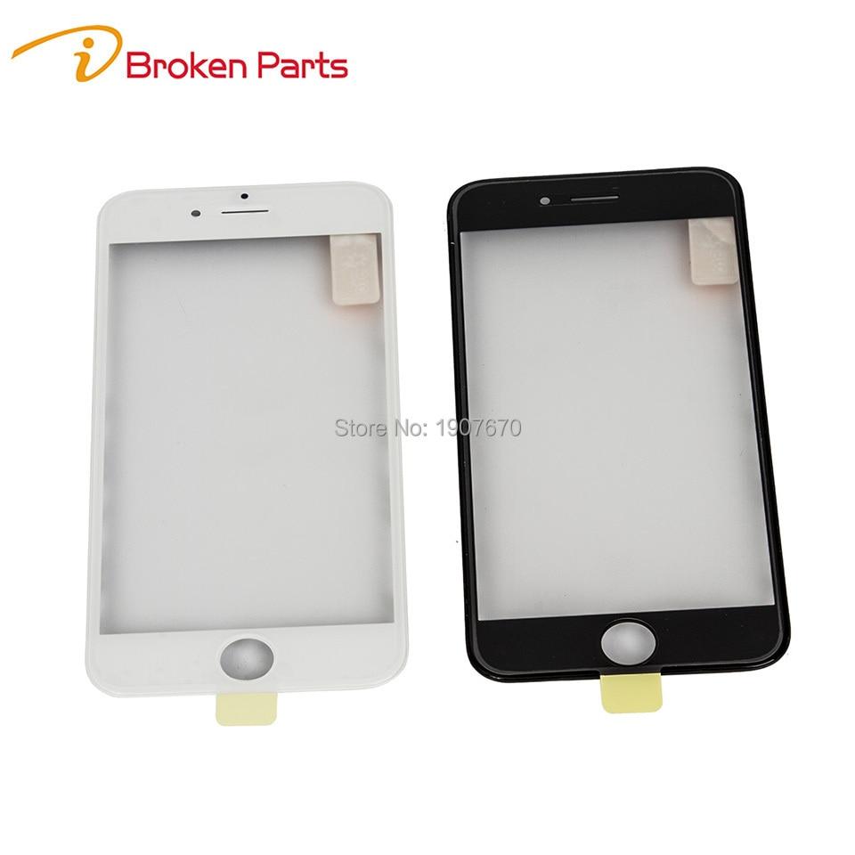 imágenes para AAA 3 en 1 LCD Frontal de la Pantalla Táctil de Cristal Exterior lente con marco de OCA para el iphone 6 s y 6 s plus Panel Táctil reemplazo