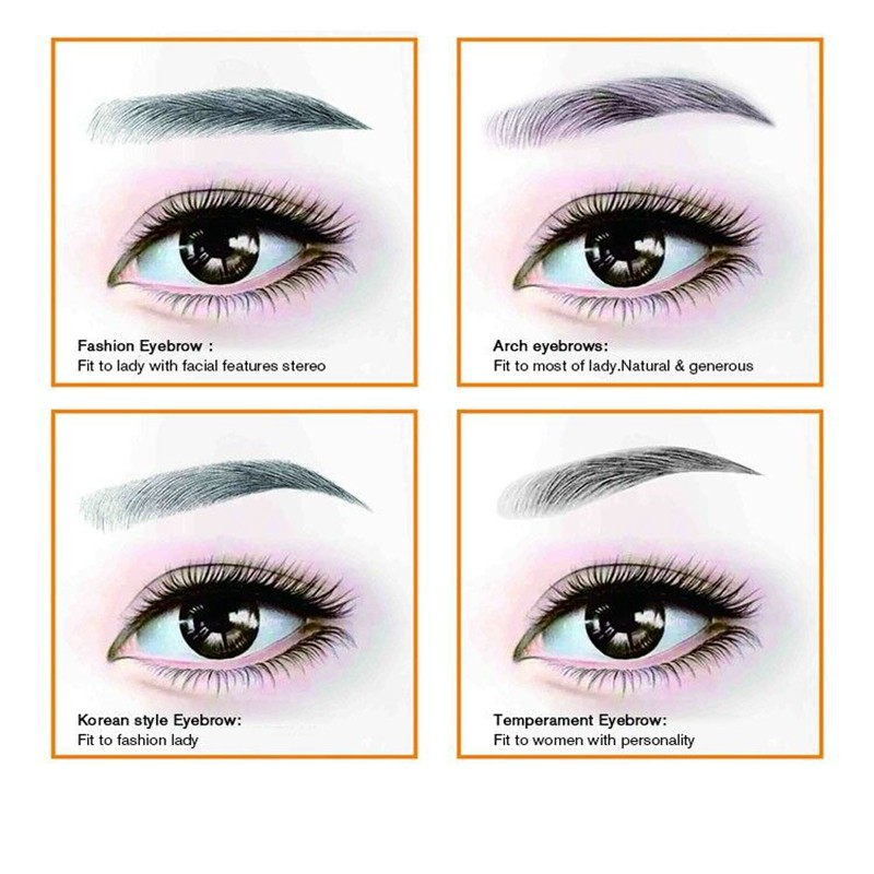 Micropigmentation Eyebrow Tattoo Timely Correction Fluid Permanent