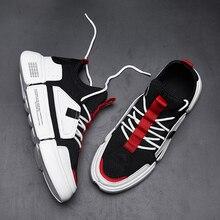 รองเท้าผู้ชาย 2018 รองเท้าผ้าใบฤดูร้อนBreathableรองเท้าตาข่ายรองเท้าSapato Masculinoรองเท้าคุณภาพสูงKrasovki Zapatos Hombre