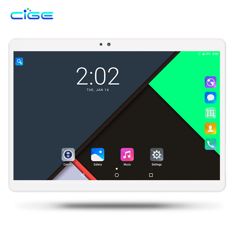 2019 NEW Computer 10.1 inch tablet PC Octa Core Android 8.0 4GB RAM 32GB 64GB ROM 8 Core 10 10.1 Resolution 1280x800(China)