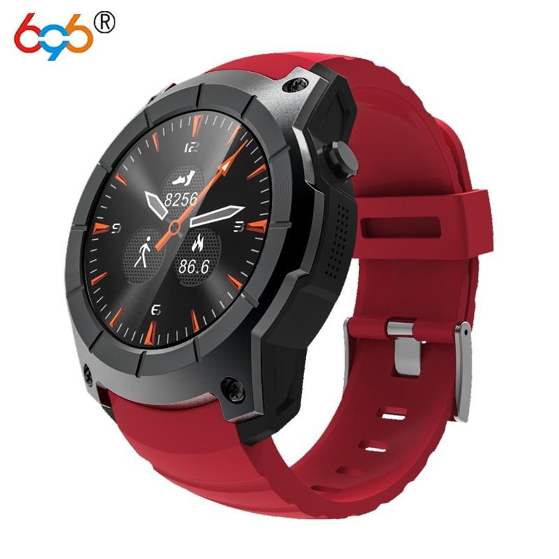 696 Smart Watch S958 Pedometer Fitness Tracker Heart Rate Monitor Smartwatch