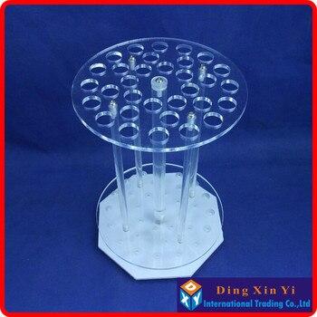 32 32 buracos buracos pipeta graduada de vidro Orgânico rack rack de titular circular circular estande pipeta pipeta pipeta