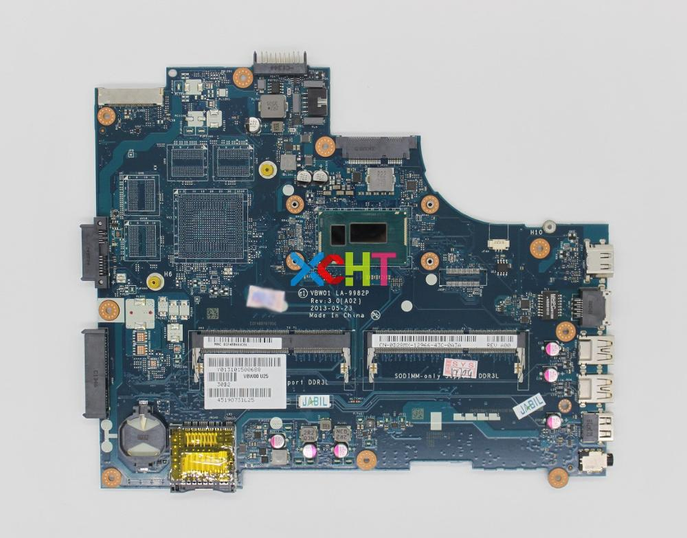 100/% NEW Dell Inspiron 15R 5537 3537 Intel 2955U Motherboard CN-0D28MX LA-9982P