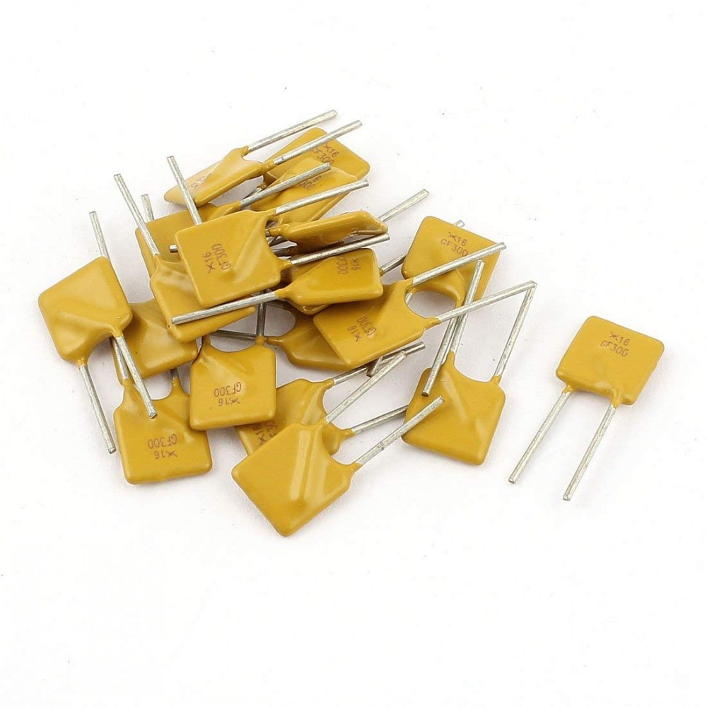 PolySwitch self Resettable Fuse PPTC RUEF300 UF300 30V 3A 500pcs