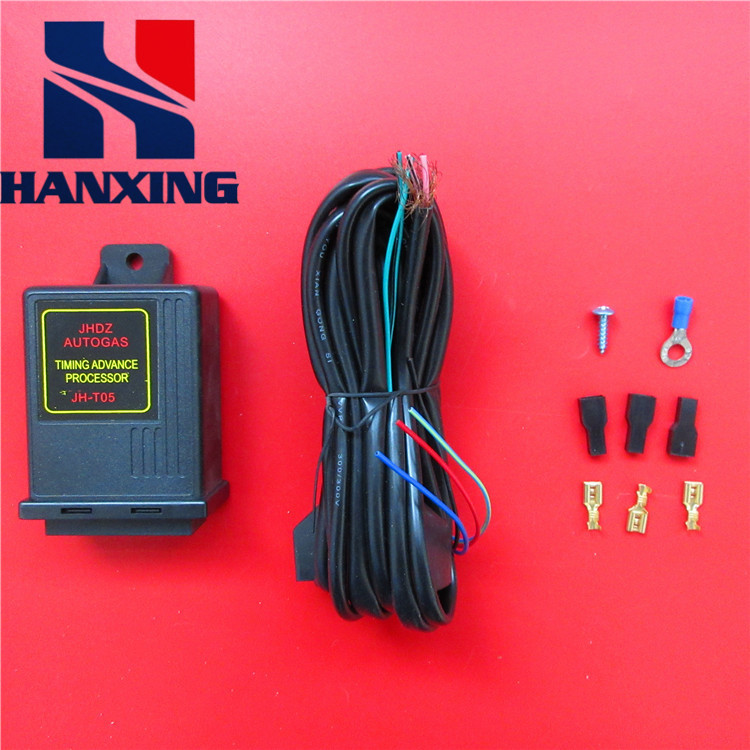 LPG CNG Gas Ignition Timing Advanced Processor T05 for JHDZ AUTOGAS System Gasoline CarsLPG CNG Gas Ignition Timing Advanced Processor T05 for JHDZ AUTOGAS System Gasoline Cars
