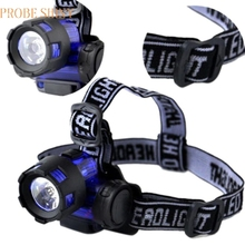 DC 29 Shining Hot Selling Fast Shipping   LED Headlamp Headlight Flashlight Head Light Lamp Torch