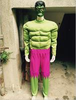 On Sale Adult Men S Muscle Hulk Halloween Costume Marvel Avengers Superhero Fantasy Movie Fancy Dress