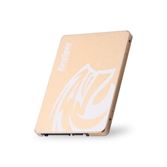KingSpec 512 GB SSD SATAIII 2.5 Inch HDD 500 gb SATA3 6 Gb/giây Ổ Cứng SSD Cho Máy Tính Xách Tay Nội Bộ 480 gb Cứng Trạng Thái Rắn Đĩa Vàng