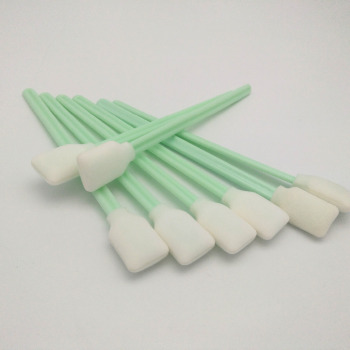 vilaxh 100Pcs Cleaning Swabs Sponge Stick For Epson/Roland/Mimaki/Mutoh Eco solvent printer Cleaning Swab