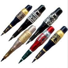 Tattooists Best Choice Tattoo Needle Mouth Tattoo Pen Tools Europe Style Needle Mouth Drift Lip Tattoo Machine Free Shipping