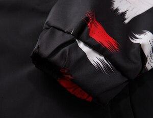 Image 5 - Più 10XL 9XL 8XL 7XL 6XL degli uomini Giubbotti Camouflage Militare Con Cappuccio Cappotti casual Maschile Cerniera Giacca A Vento Degli Uomini di Marca di Abbigliamento
