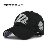 FETSBUY Spring Wholesale Baseball Cap Men Cotton Letter Outdoor Sports Golf Hats Men S Hat For