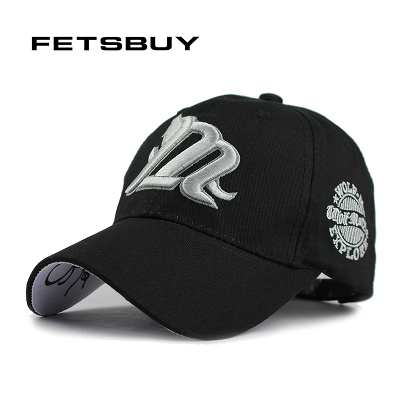 FETSBUY Spring Wholesale Baseball Cap Men Cotton Letter Fitted Adjustable  Casquett Hats Men S Hat For Man Women Gorras 2017 New in Pakistan 816f2c553ac