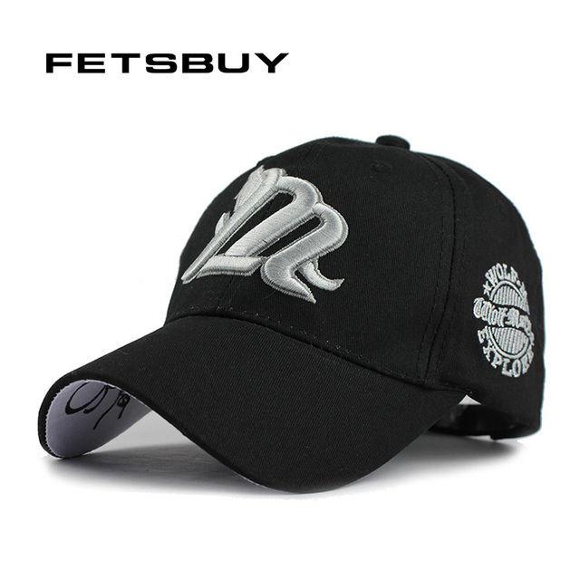 4f362233a17 FETSBUY Spring Wholesale Baseball Cap Men Cotton Letter Fitted Adjustable  Casquett Hats Men S Hat For Man Women Gorras 2017 New