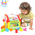 Kids Fun Tree House Activity Cube Toy Learning Cottage With Music/Lights/Learning Games/Animal Shape Cubes Educational Toys Gift
