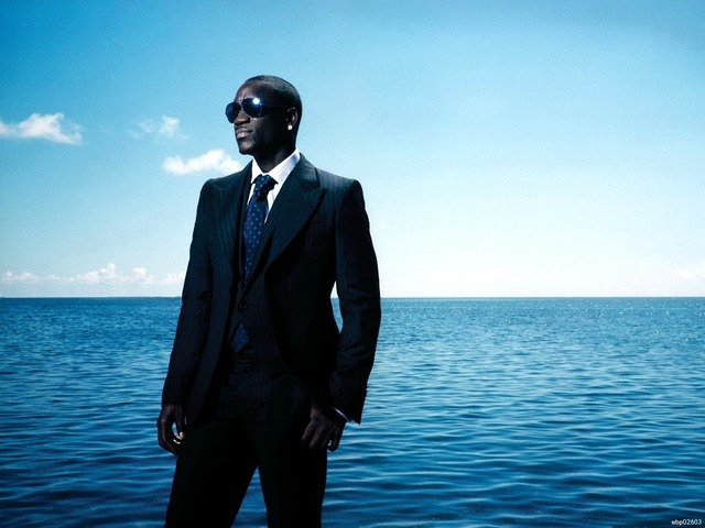 Akon Freedom Cover Hip Hop RB Music Art Huge Print Poster TXHOME D5048