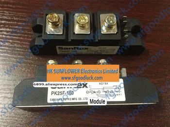 PK25F-160 moduł tyrystorowy 1600 V 25A masa 170g darmowa wysyłka tanie i dobre opinie Fu Li