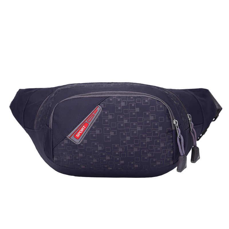 HWJIANFENG del pacchetto di fanny correre sacchetto della vita Degli Uomini e delle donne tasche unisex tasca sul petto pacchetto Cintura di Denaro per i Viaggi sacchetto della cinghia della pancia