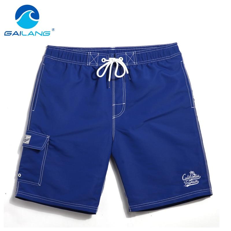 Gailang márka férfiak alkalmi rövidnadrág nyári strand - Férfi ruházat