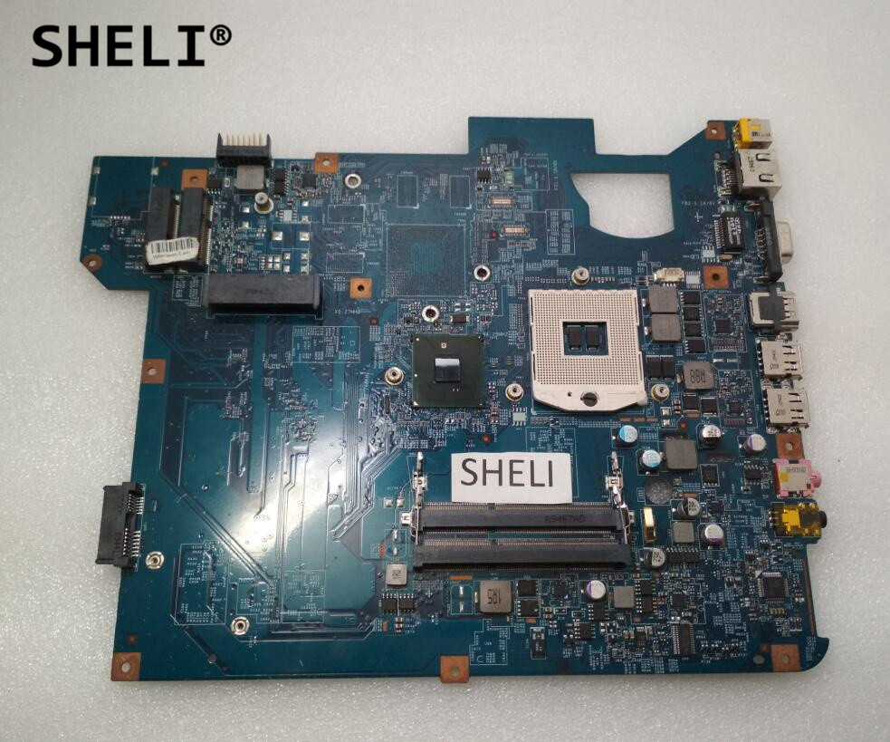 SHELI For Acer NV59 TJ75 Motherboard 48.4GH01.01M SJV50-CP 09284-1MSHELI For Acer NV59 TJ75 Motherboard 48.4GH01.01M SJV50-CP 09284-1M