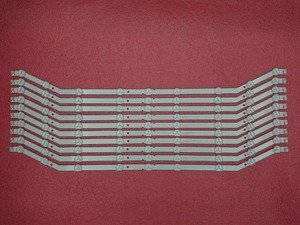 جديد 10 قطع * 9LED 585 ملليمتر LED شريط إضاءة خلفي قطع غيار سامسونج 32 بوصة D3GE-320SM0-R2 BN64-YYCO9 D3GE-320SMO-R2 BN64-YYC09