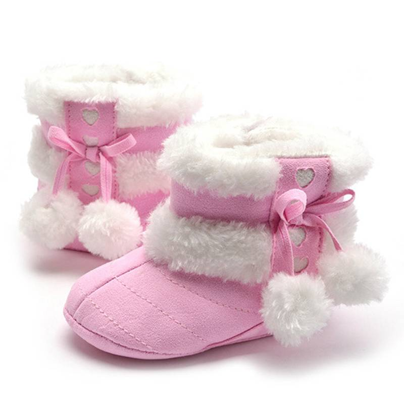 Winter-Baby-Girls-Snow-Boots-Newborn-Soft-Sole-First-Walker-Infant-Toddler-Solid-Bowknot-Non-Slip-Shoes-Baby-Prewalkers-0-18M-4