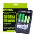 VariCore V40 LCD e-cigarette Battery Charger 3.7V 18650 26650 18500 16340 14500 18350 lithium battery 1.2V AA NiMH batteries