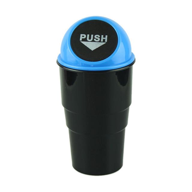 Car Trash Garbage Can Auto Trash Dust Case Holder Bin box Car-styling