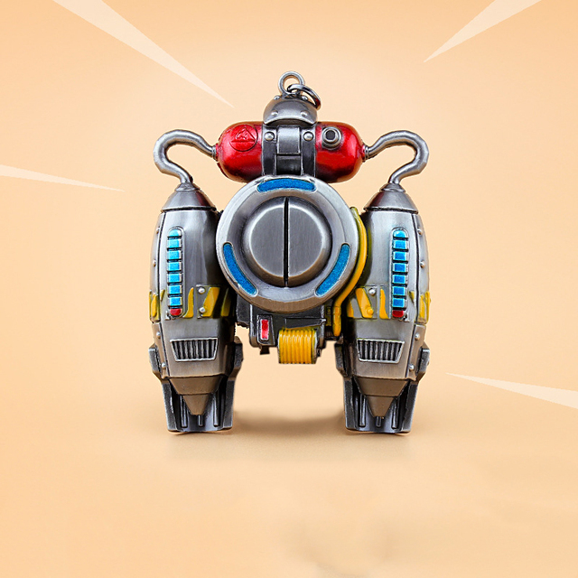 FORTNIGHT Battle Royale Hot Sale Fortnight Game Accessories Toys Action Figure Metal Jet Pack Weapon Model Christmas Toy Gift
