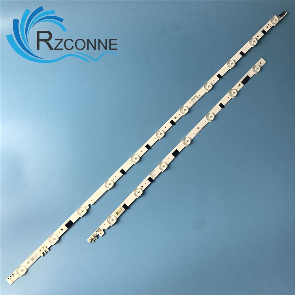 1144mm LED Backlight Lamp strip 18leds For Samsung 55 inch LCD TV UA55F6400 UA55F6800 2013SVS55F D2GE-550SCB-R3 D2GE-550SCA-R3 цена