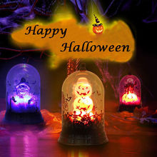 Merveilleux Halloween Table Lamp Tabletop Light Decoration For Bedroom Living Room Bar  Club(China)