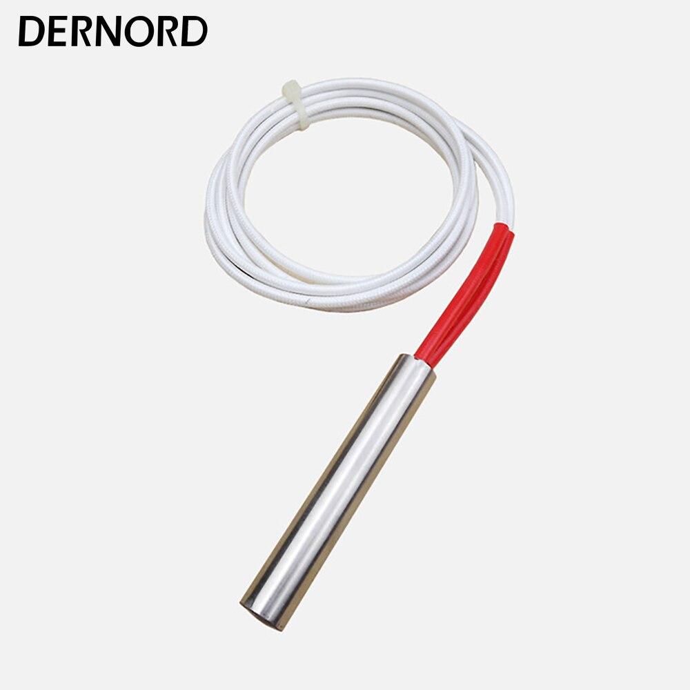 Stainless Steel 1/2 Diameter 3 Length 24v 300w Cartridge Heating Element gso 1 25 3 element 2 5x barlow lens