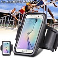 Для Samsung Galaxy s3 S4 S5 S6 S6 EDGE 4.2-5 дюймов спорт Бег Повязки Сумка Случаи Водонепроницаемый повязку Телефон Случаях Обложка