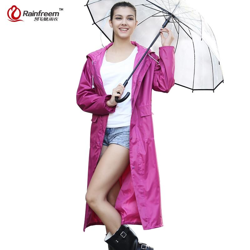 Rainfreem αδιάβροχο αδιάβροχο γυναικών / - Οικιακά είδη - Φωτογραφία 1