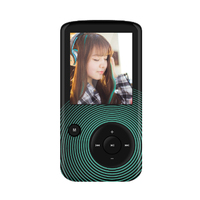 Aigo 209 Bluetooth 4.0 Portable HD Lossless MP3 Player Multifunction Audio Movement Sport Music MP4 Player TF Card 32GB 2017 NEW