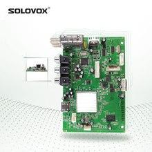 SOLOVOX Áp Dụng cho SKYBOX F3 Mô Hình Thay Thế Bo Mạch Chủ Sửa Chữa, SKYBOX F3 Ban Đầu Bo Mạch Chủ PCBA