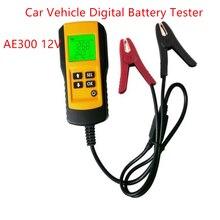 Автомобиль инструменту диагностики Тесты er AE300 12 вольт для транспортного средства Проверка батареи автомобиля Тесты анализатор инструмент...
