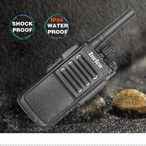 Image 2 - 2pcs SIM card internet walkie radios T196 powerfull 5000mah battery 16Channel internet walkie talkie no talk distance limit